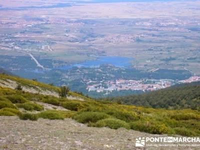 Ruta senderismo Peñalara - Parque Natural de Peñalara - La Granja de San Ildefonso; programa de ac